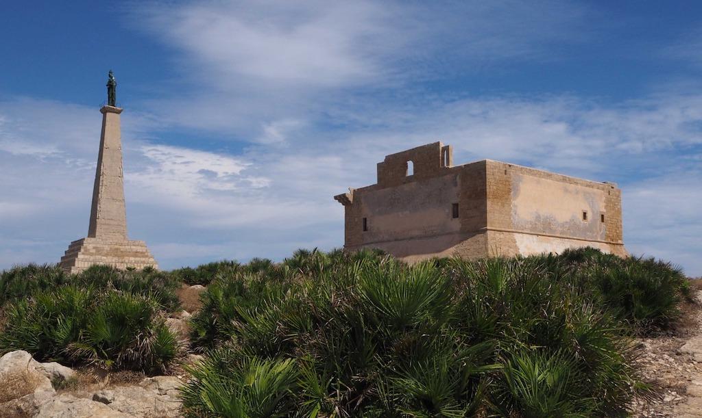 Colapesce, il mito rivive nella Fortezza Spagnola di Capo Passero